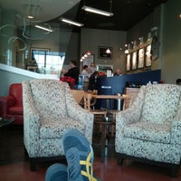 Photo taken at Fusion Coffeehouse by Josh S. on 12/4/2012
