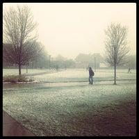 Photo taken at Drake University by Lizzy S. on 5/3/2013