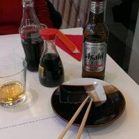 Photo taken at Yun Restaurant by Pierluigi F. on 1/4/2014