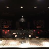 Photo taken at Stankonia Studios by Gavin G. on 9/14/2015