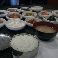 Photo taken at Aria Korean BBQ by Riz R. on 10/16/2012