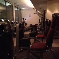 Photo taken at Gym 5th floor the rajdamri by Teh K. on 11/27/2012