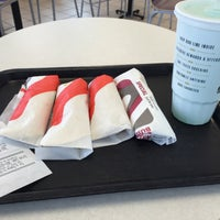 Photo taken at Taco Bell by Adam J. on 1/14/2016