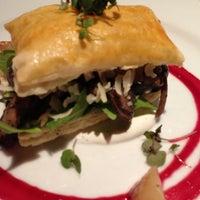 Photo taken at Bridges Restaurant & Bar by Susie J. on 1/1/2013