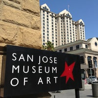 Photo taken at San Jose Museum of Art by Susie J. on 7/21/2013