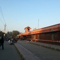 Photo taken at Alwar Railway Station by pRASHANT s. on 12/29/2013
