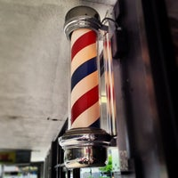 Photo taken at Mojo Barbershop by Doc R. on 6/15/2013