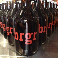 Photo taken at brgr by Doc R. on 4/26/2013