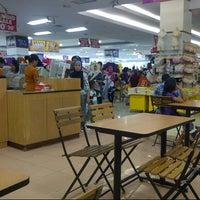 Photo taken at Ramayana Supermarket by Ridwan S. on 10/28/2012