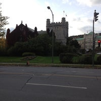 Photo taken at Westmount City Hall by E B. on 10/11/2012