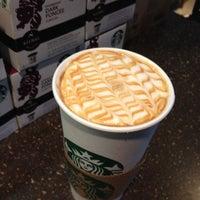 Photo taken at Starbucks by E B. on 3/6/2013