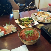 Photo taken at Takeya Sushi by J. C. on 7/9/2013