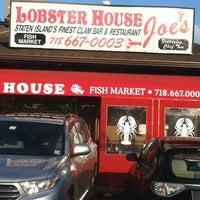 Photo taken at Lobster House Joe's by Vinny R. on 5/30/2014
