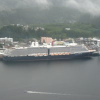 Photo taken at Holland America Westerdam by Donald C. on 5/19/2013