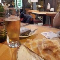 Photo taken at Nacha by Alberto P. on 9/14/2012