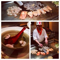 Photo taken at Kiku Hibachi Grill & Sushi Bar by Sameer's E. on 6/17/2013