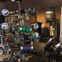 Photo taken at The 806 Coffee + Lounge by Erik R. on 8/13/2015