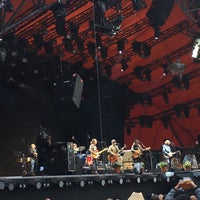 Photo taken at Orange Stage by Anders J. on 7/1/2016