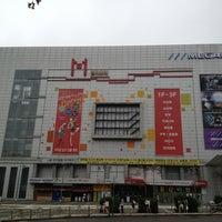 Photo taken at MEGABOX Sinchon by 김 철. on 7/14/2013
