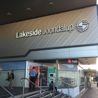 Photo taken at Lakeside Joondalup Shopping Centre by L on 2/11/2016