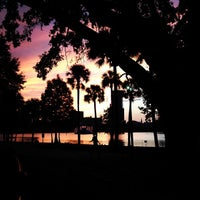 Photo taken at Lake Eola Playground by Aziem H. on 9/25/2012