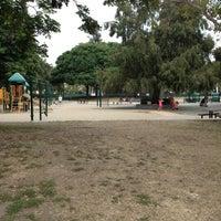 Photo taken at Roxbury Memorial Park by Joe U. on 7/10/2013