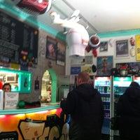 Photo taken at The Taco Shop by Eligio F. on 2/5/2013