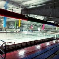 Photo taken at San Diego Ice Arena by Matt G. on 8/7/2016