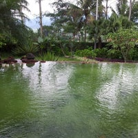 Photo taken at Gua Maria Kerep by Santoso N. on 12/29/2012
