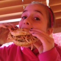 Photo taken at Red Robin Gourmet Burgers by Judee R. on 11/18/2012