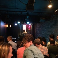 Photo taken at Thirsty: The Premiere Improv Drinking Party by Natasha P. on 5/11/2014