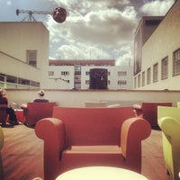 Photo taken at DOX Centre for Contemporary Art by Jakub S. on 5/18/2013
