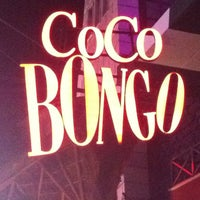 Photo taken at Coco Bongo by Carlos F. on 10/13/2012