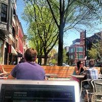 Photo taken at Caffe Streets by Jenny P. on 5/8/2013