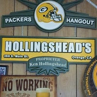 Photo taken at Hollingshead's Delicatessen by Amos D. on 4/11/2013