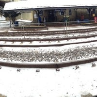 Photo taken at SEPTA Villanova Station by IG: CASTRODOM06 on 1/26/2013