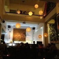 Photo taken at Tantalo Hotel / Kitchen / Roofbar by Jennie K. on 3/9/2013