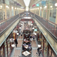 Photo taken at Adelaide Arcade by Chris B. on 3/22/2013