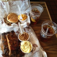Photo taken at Dreamland BBQ by Nat H. on 5/29/2013