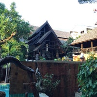 Photo taken at Rainforest Boutique Hotel Chiang Mai by Ying S. on 1/2/2015