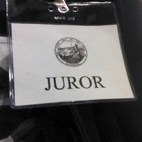 Photo taken at Jury Duty by Jerry A. on 11/28/2012