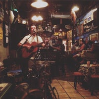 Photo taken at Adhere the 13th Blues Bar by Linyun C. on 5/28/2016