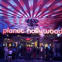 Photo taken at Planet Hollywood Resort & Casino by Hakim T. on 4/23/2013