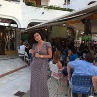 Photo taken at Restaurante El Faro by Irina ☀. on 5/24/2014