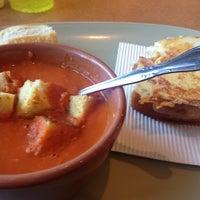 Photo taken at Panera Bread by Ryan K. on 12/11/2012