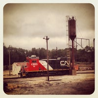 Photo taken at McComb Amtrak Station by Jeni L. on 10/17/2013