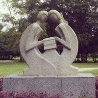 Photo taken at Pustaka Negeri Sarawak (Sarawak State Library) by Jarod L. on 5/27/2014