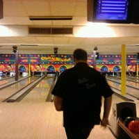 Photo taken at Funtime Bowl by Victor I. P. on 2/21/2013