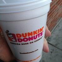 Photo taken at Dunkin' Donuts by Chris M. on 12/28/2012