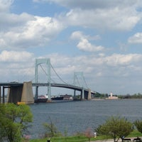 Photo taken at Throgs Neck Bridge Lookout Parking Lot by Anthony R. on 5/12/2013